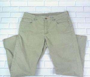 Tommy Bahama Jeans Size 40X34 Standard Fit Tan